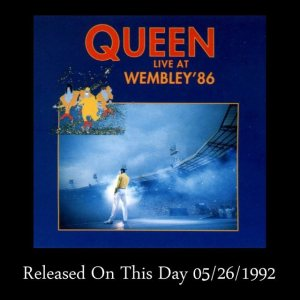 QueenLiveAtWembley