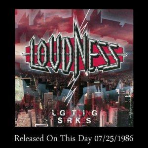 LoudnessLightningStrikes