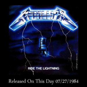 MetallicaRideTheLightning